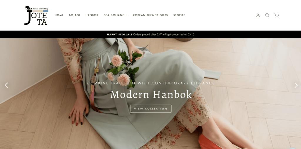 Modern Hanbok Guide - Where to Buy Korean Modern Hanbok, History, and More 5
